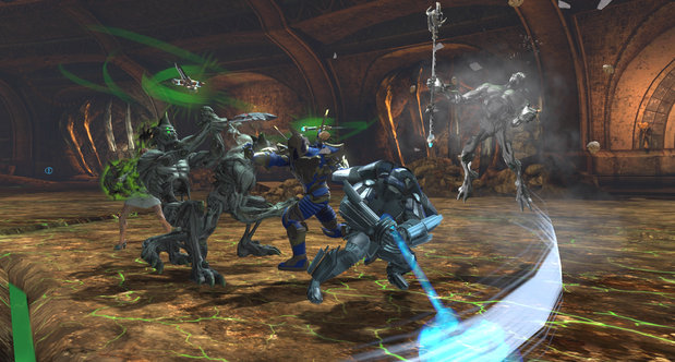 DC Universe Online Sons of Trigon screenshots