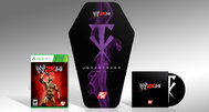 WWE 2K14 Phenom Edition comes in Undertaker coffin
