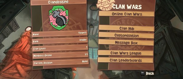 Worms Clan Wars News