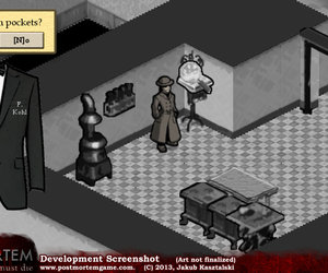 Postmortem Screenshots