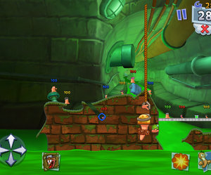 Worms 3 Screenshots