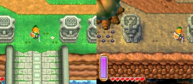 The Legend of Zelda: A Link Between Worlds News