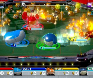 Pokemon Rumble U Screenshots