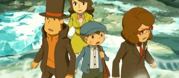 Professor Layton and the Azran Legacy News