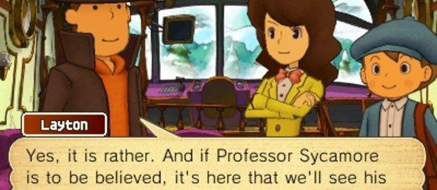 Professor Layton and the Azran Legacy News