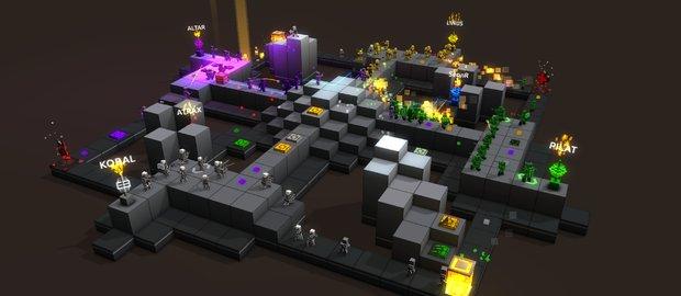 Cubemen 2 News