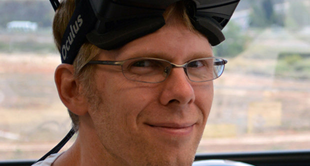 John Carmack Oculus photo