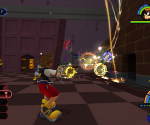Kingdom Hearts HD 1.5 Remix Screenshots