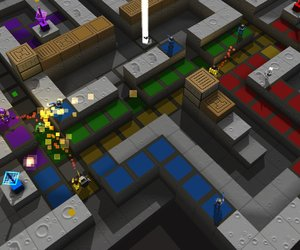 Cubemen 2 Screenshots