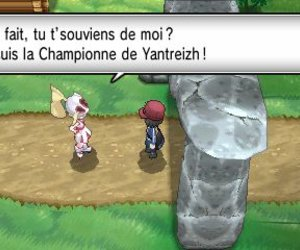 Pokemon X Chat