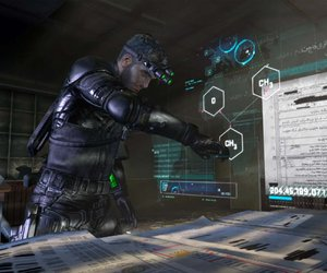 Tom Clancy's Splinter Cell Blacklist Chat