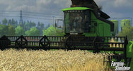 Farming Simulator console screenshots
