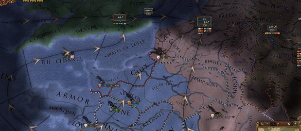 Europa Universalis IV Pre-Order Pack News