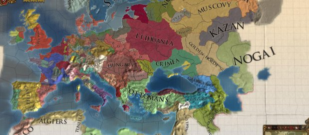 Europa Universalis IV Pre-Order Pack News
