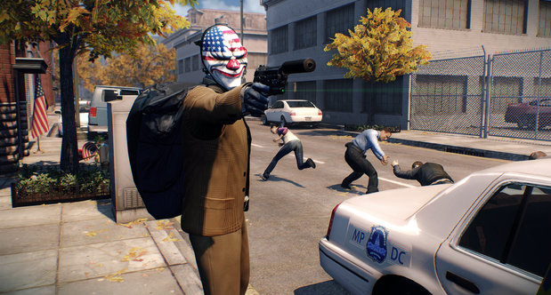 Payday 2 release screenshots
