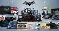 Batman: Arkham Origins' $120 Collector's Edition revealed