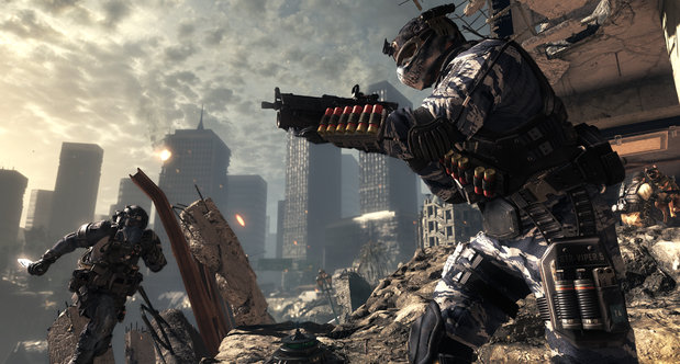 Call of Duty: Ghosts multiplayer screenshots