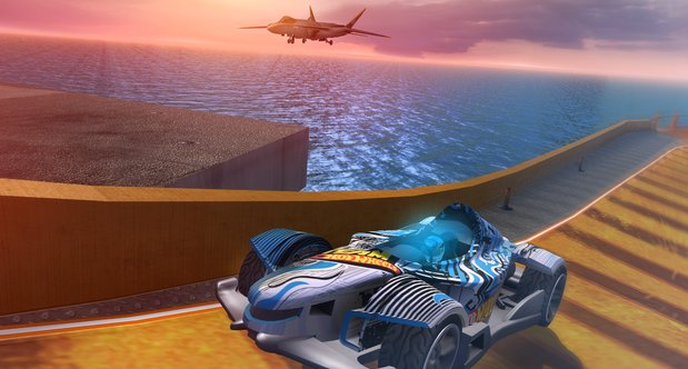 Hot Wheels World's Best Driver screenshots