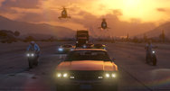 Grand Theft Auto Online patch fixes vanishing vehicles