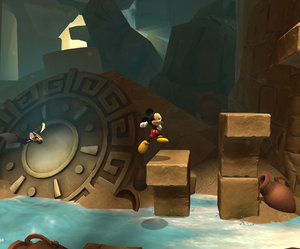 Castle of Illusion Starring Mickey Mouse HD Chat