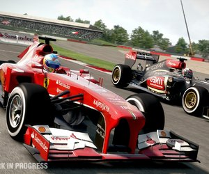 F1 2013 Chat