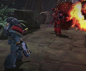 Warhammer 40,000: Space Wolf Screenshots