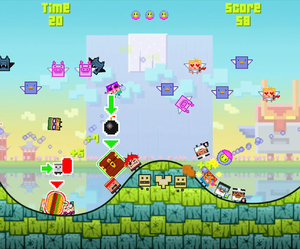 Captain Bubblenaut Screenshots