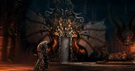Castlevania: Lords of Shadow - Mirror of Fate HD screens