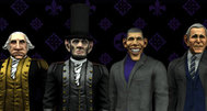 Saints Row 4 adds Obama and Bush skins in last-minute launch promo