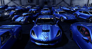 Gran Turismo 6 features nearly 1200 cars, over 100 layouts