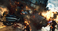 Dead Rising 3 trailer crafts steamroller-motorbike