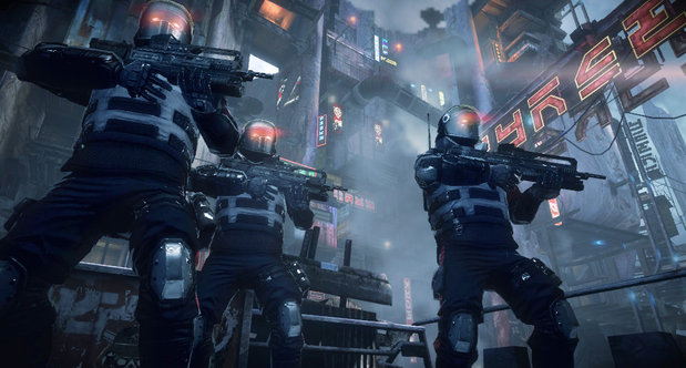 Killzone: Mercenary Gamescom 2013 screenshots