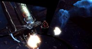 EVE: Valkyrie prototype screenshots