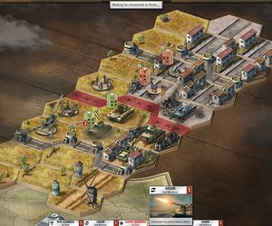 Panzer General Online Screenshots