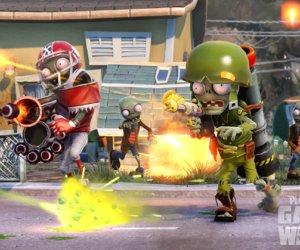 Plants vs. Zombies: Garden Warfare Chat