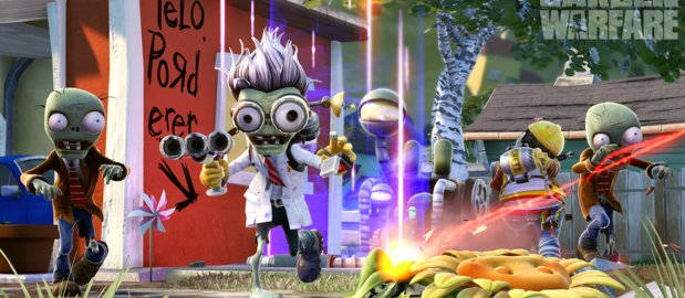 Plants vs. Zombies: Garden Warfare News