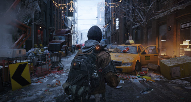 Tom Clancy's The Division Gamescom 2013 screenshots