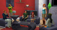 The Sims 4 introduces group conversations