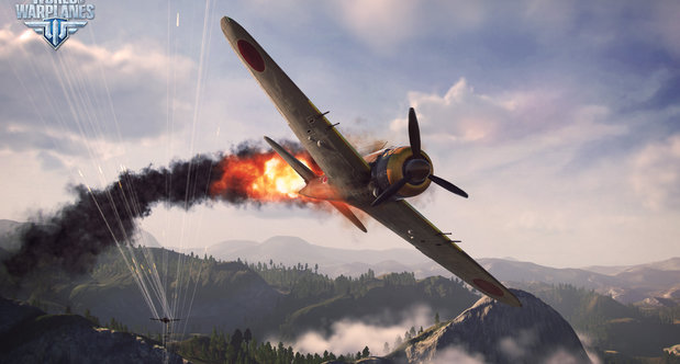 World of Warplanes Gamescom 2013 screenshots
