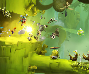 Rayman Legends {UK} Screenshots