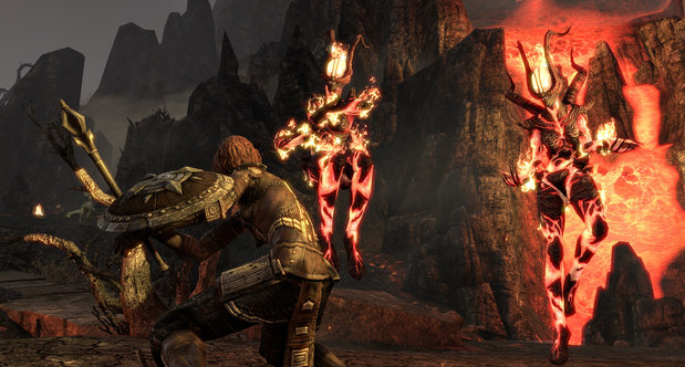 The Elder Scrolls Online Gamescom 2013 screenshots