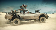Mad Max video shows off car customization & combat
