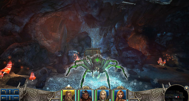 Might & Magic X Legacy Gamescom 2013 screenshots