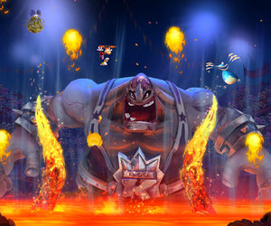 Rayman Legends {UK} Videos