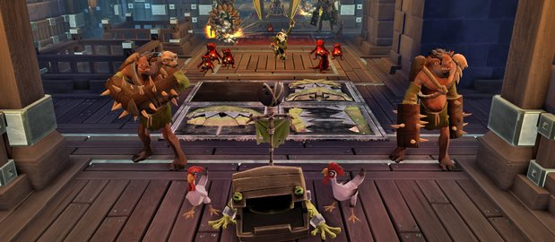 The Mighty Quest for Epic Loot News
