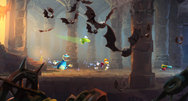 Rayman Legends Gamescom 2013 screenshots