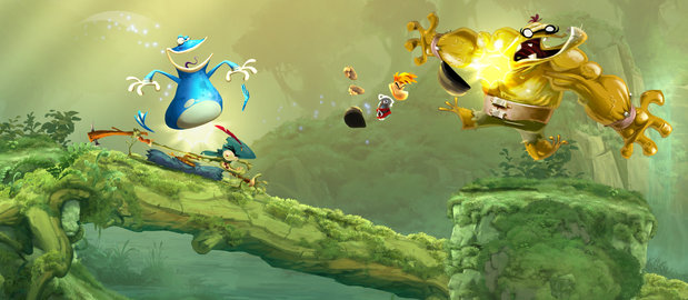 Rayman Legends {UK} News