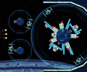 Angry Birds Star Wars Chat