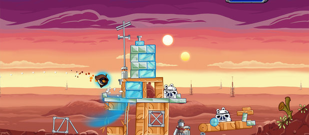 Angry Birds Star Wars News