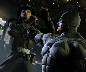 Batman: Arkham Origins Screenshots
